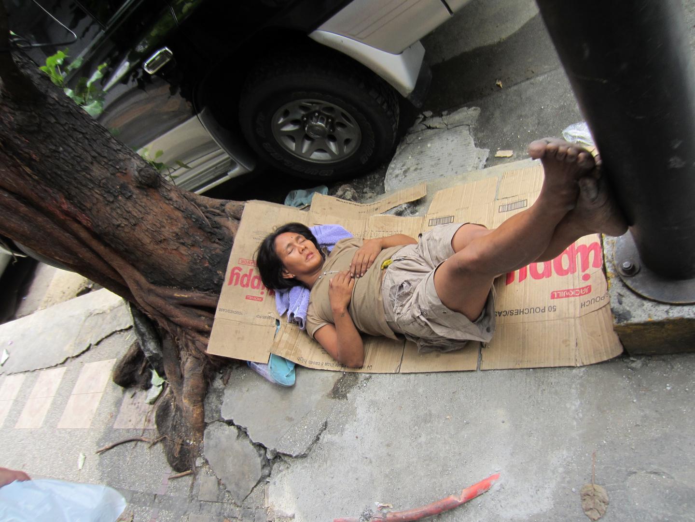 Armut in Manila 2