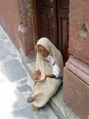 Armut in Mexiko 2
