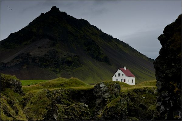 Arnarstapi - Island