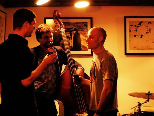 Arne Jansen Trio im Sinnbild Ladenburg