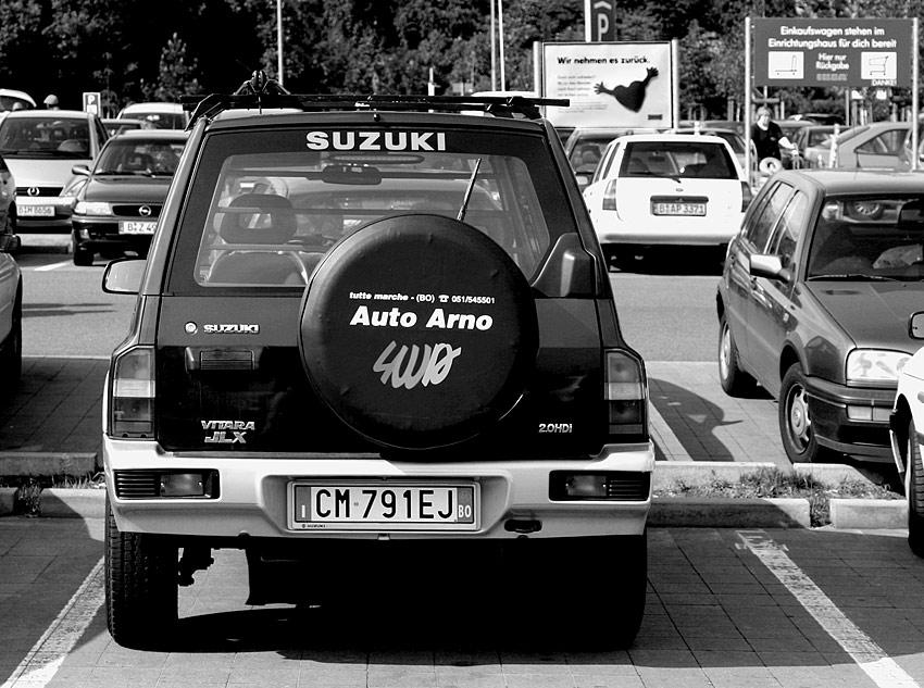 Arno, wir nehmen es zurück !  Versprochen !