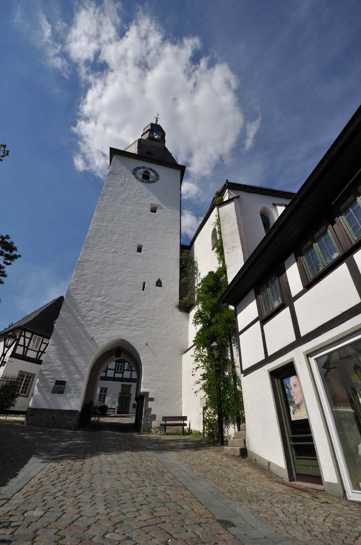 Arnsberg ... Glockenturm