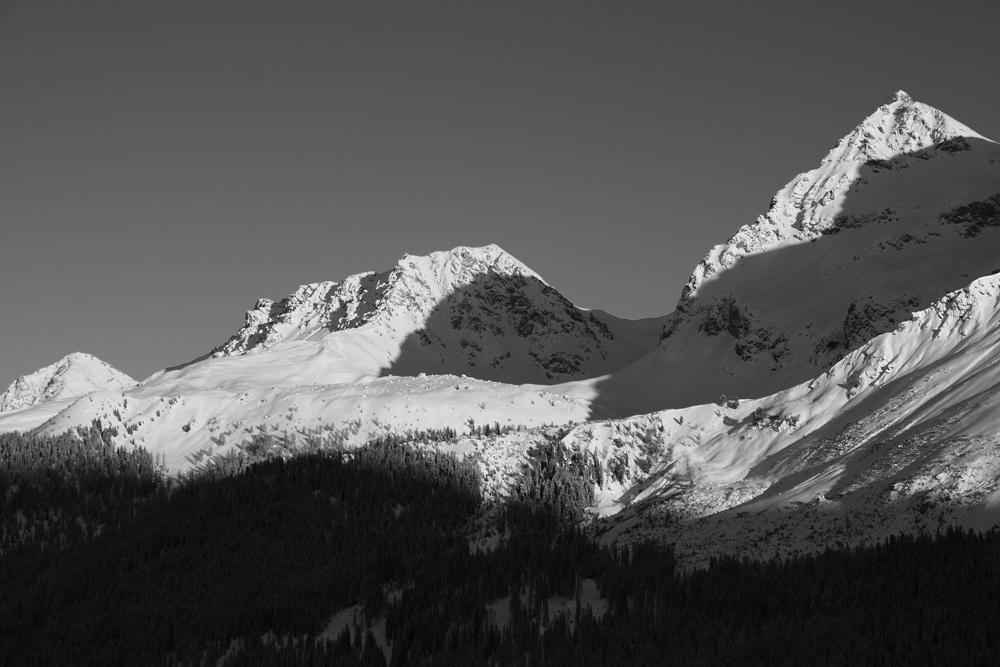 Arosa, Berge I