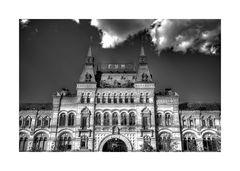 Around Red Square II b/w