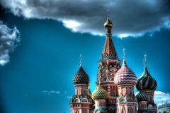 Around Red Square III
