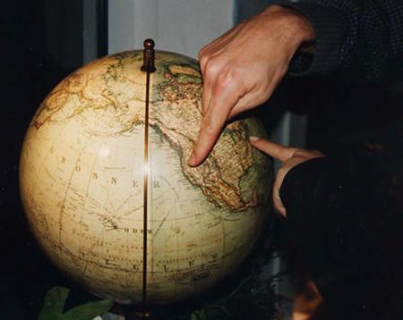 ... around the world ...