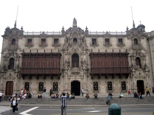 Arquidiocesis de Lima