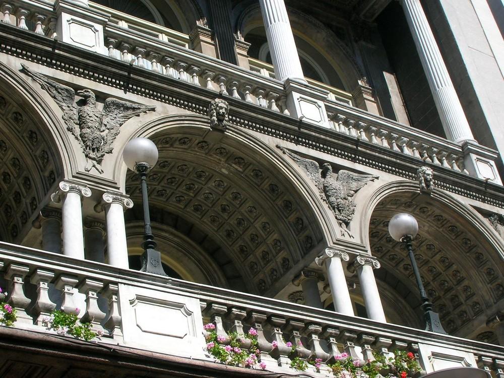 arquitectura en montevideo, Club Uruguay building