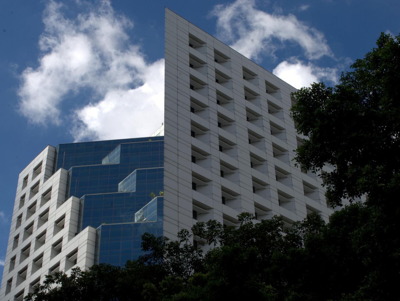 Arquitectura moderna, Chacao, Caracas, Venezuela