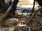 arrastre fluvial