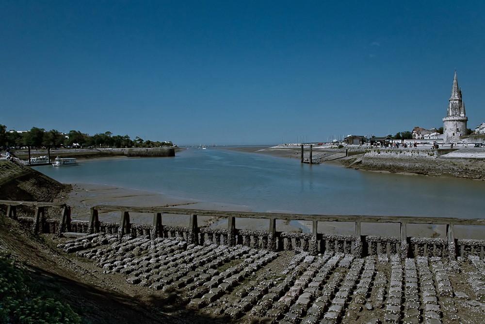Arrivée au Port de La Rochelle
