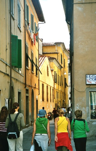 Arrividerci, Italia !!!