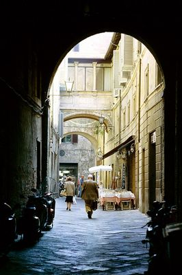 Arrividerci Siena