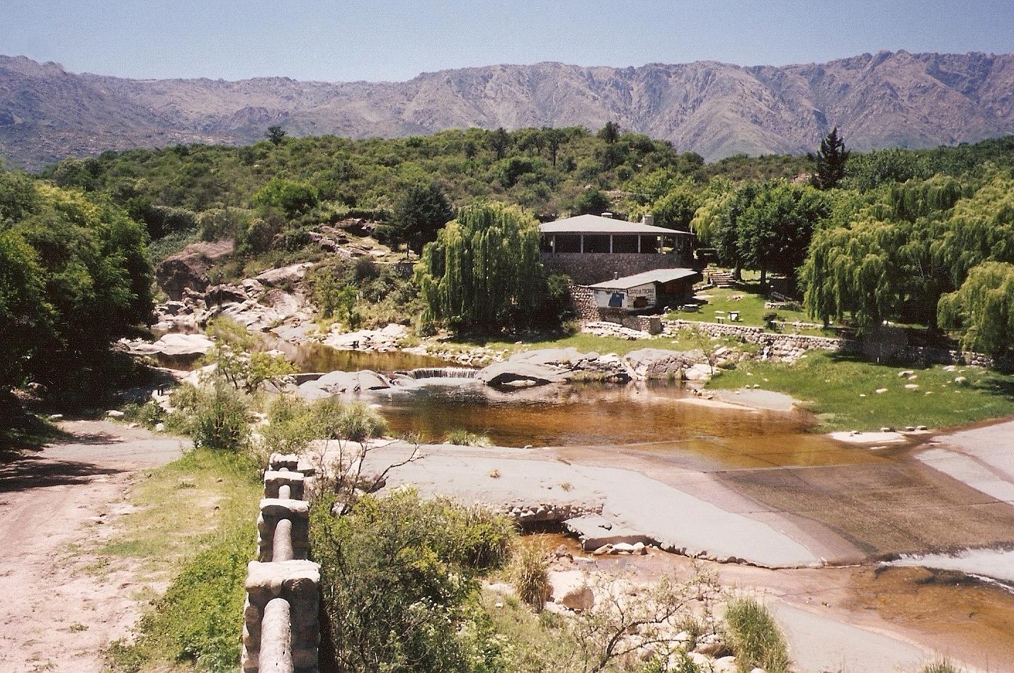 ARROYO DE LOS PATOS ( II ) TRASLASIERRA