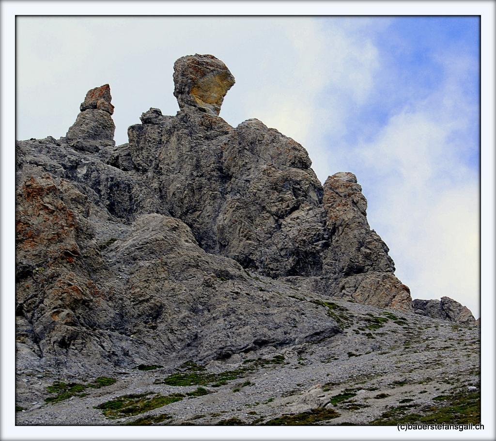 """""""Art Alpin I"""";Parc Natiunal Svizzer;GR;CH"""