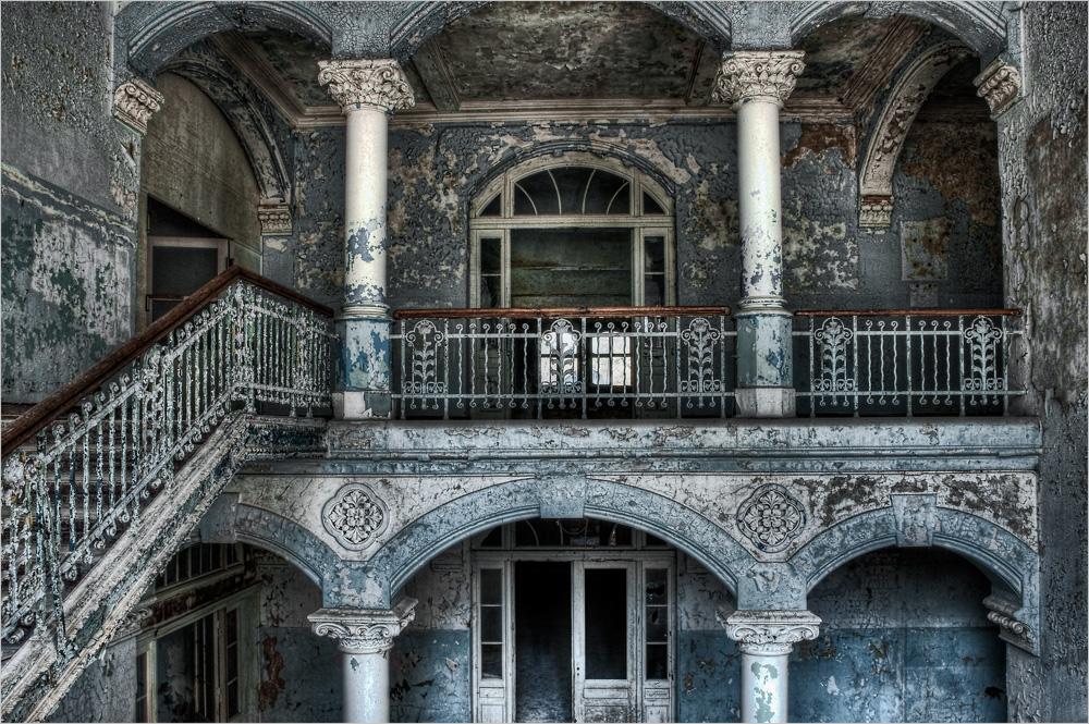 Deco Architektur deco foto bild architektur lost places marodes bilder
