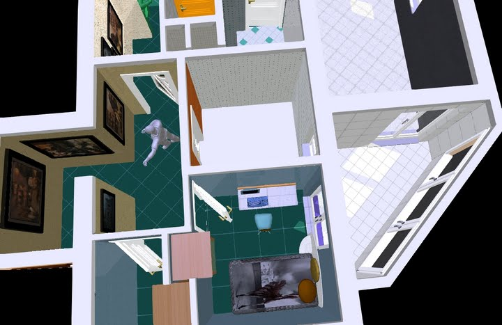 Art Deco design - Aménagement