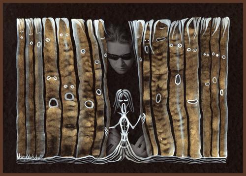 "ART DESIGN ""SOLOIST"" BY MARIA MARACHOWSKA 2012"