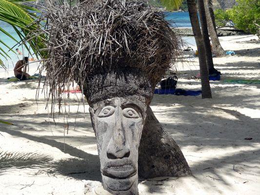 Art ethnique des Caraïbes