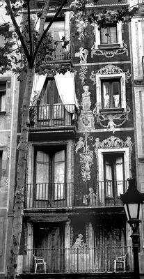 Art facade