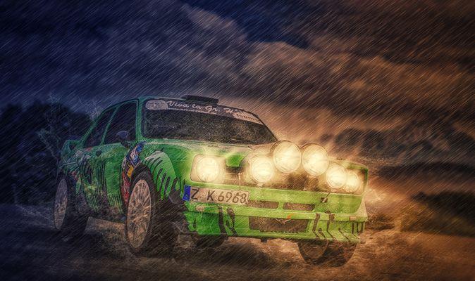 Art of Rallye