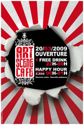 Art Scene Cafe Virton