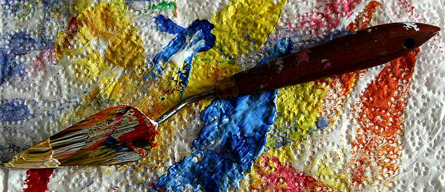 Arte colorata