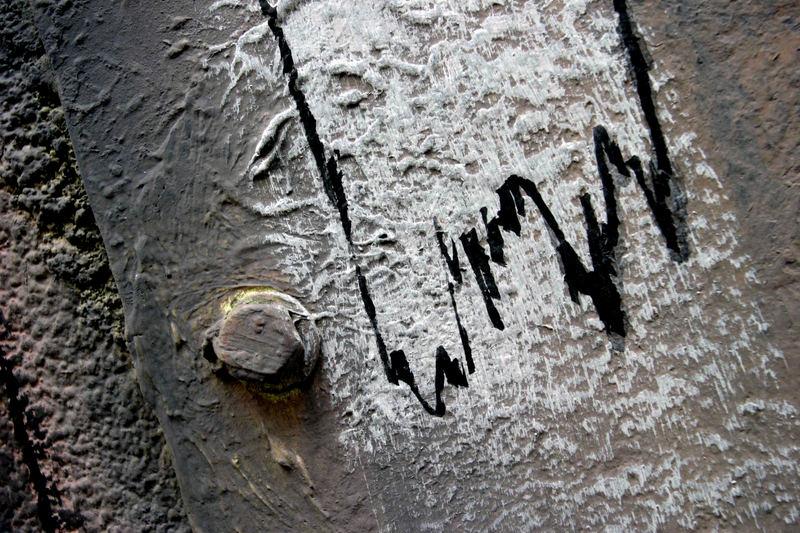 arte en la pared