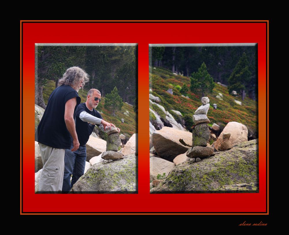 Arte en las piedras