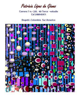 Arte Infantil 07/ Patricia Lopez de Gomez