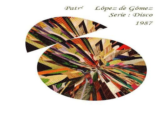 Arte Infantil 10 / Discos Patricia Lopez de Gomez