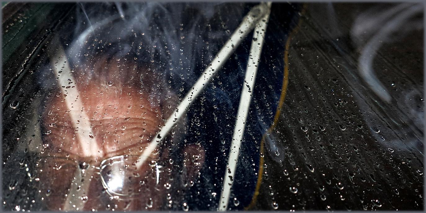 Arten, den Regen zu beschreiben / Modi di descrivere la pioggia (1)