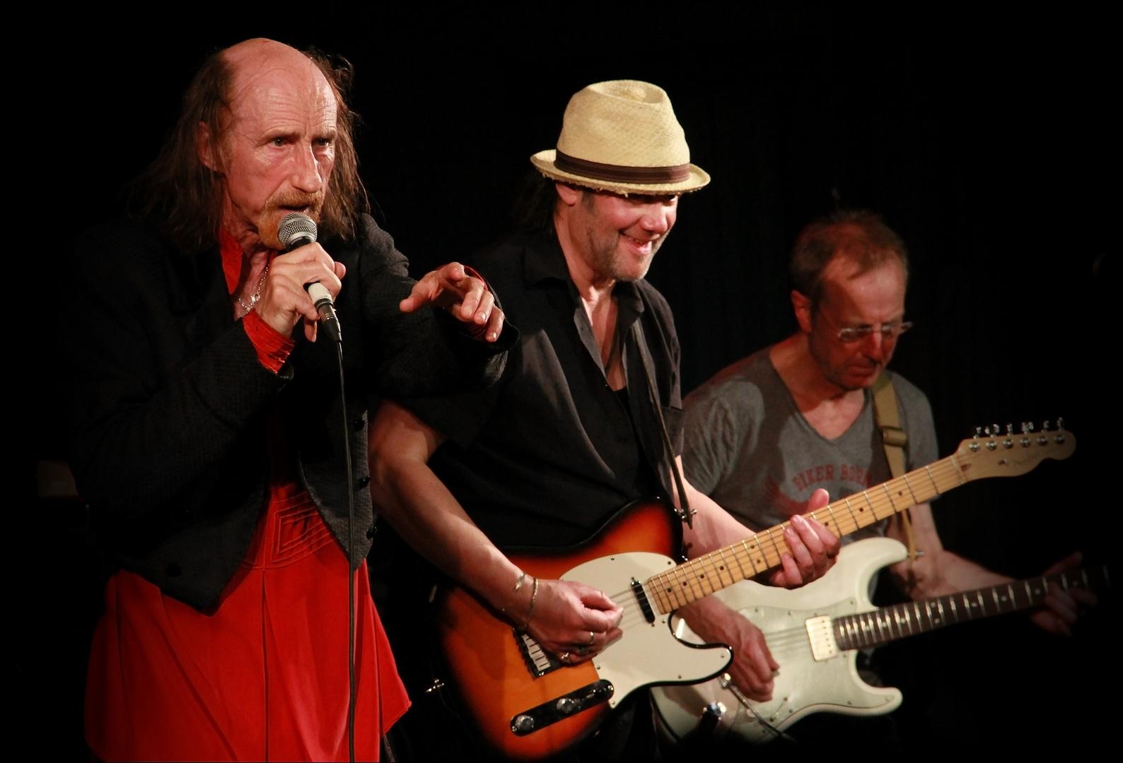 Arthur Brown + Hamburg Blues Band