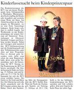 Artikel aus der Oberurseler Woche vom 29.01.2009