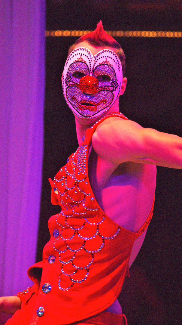 Artist im Circus Roncalli