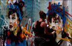 ARTISTA DI STRADA N2 ( AD OCCHI CHIUSI )