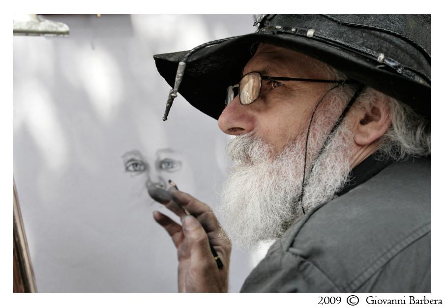 Artisti di strada - Infiorata 2009 (2)