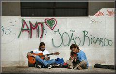 Artisti moderni....serenata d`amore!!!