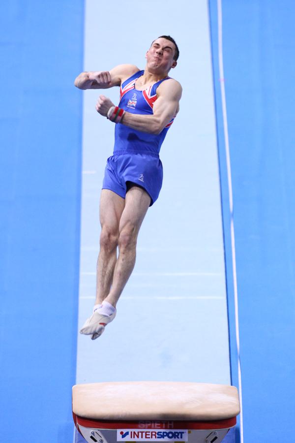Artistic Gymnastics World Cup 2011 - #2