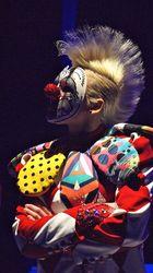 Artistin im Circus Roncalli
