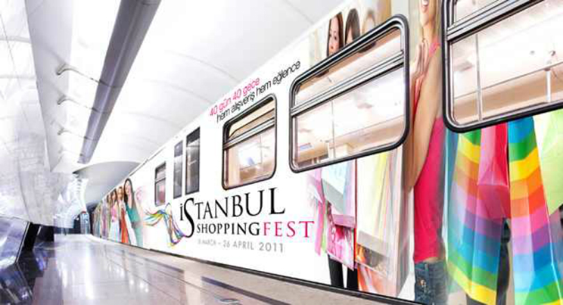 Artists Managment ( Istanbul Shopping Fest 2011 )