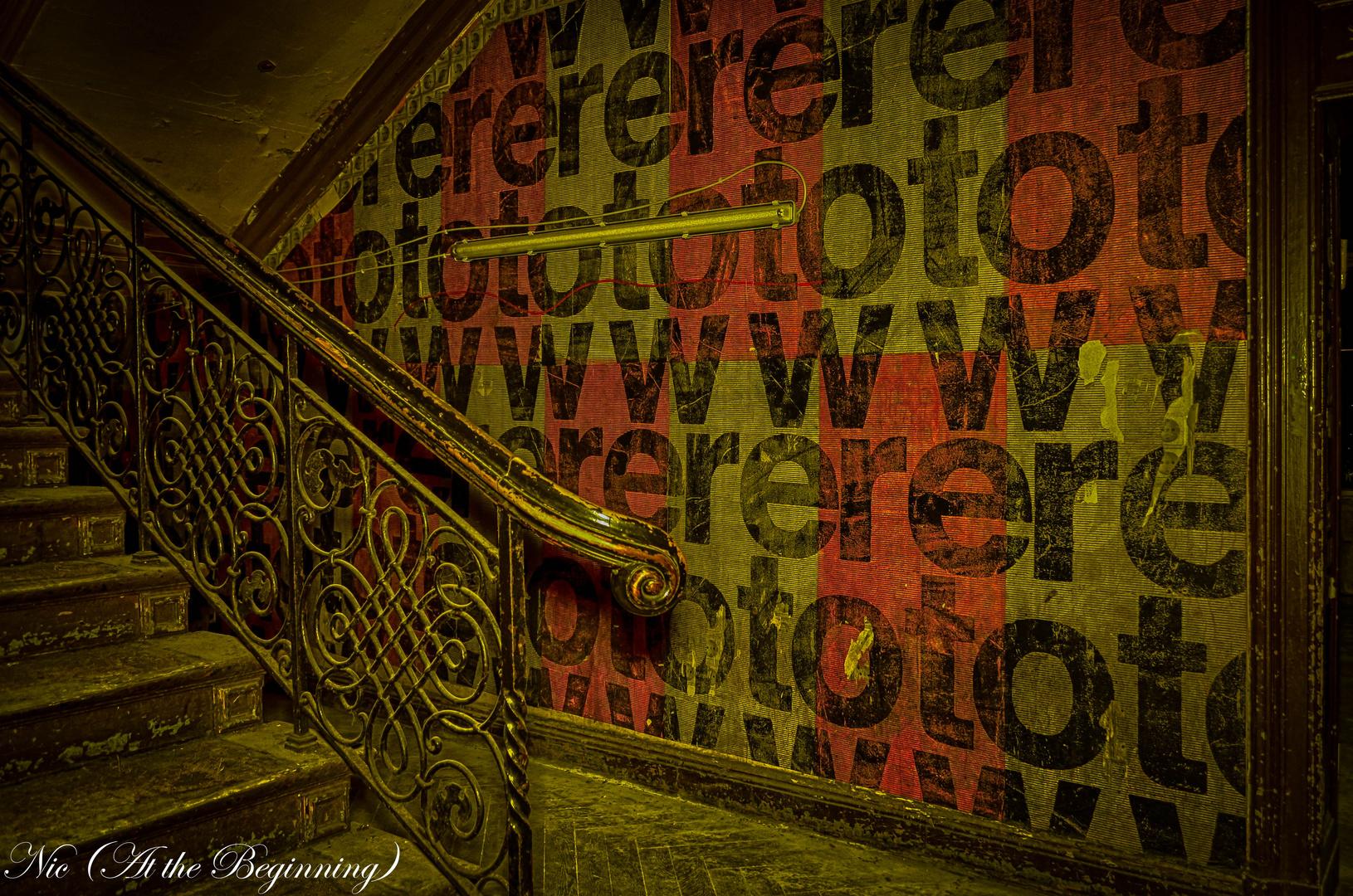 art'n stair ;-)