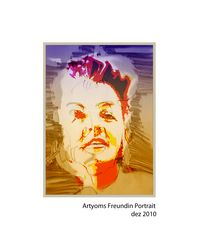 Artyoms Freundin Portrait
