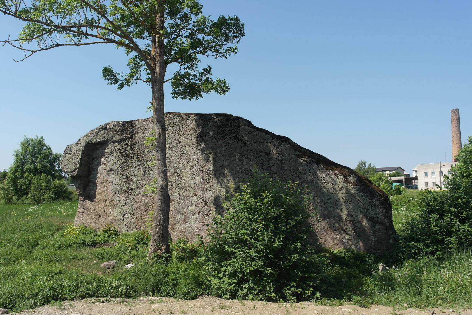 Aruküla glacial erratic