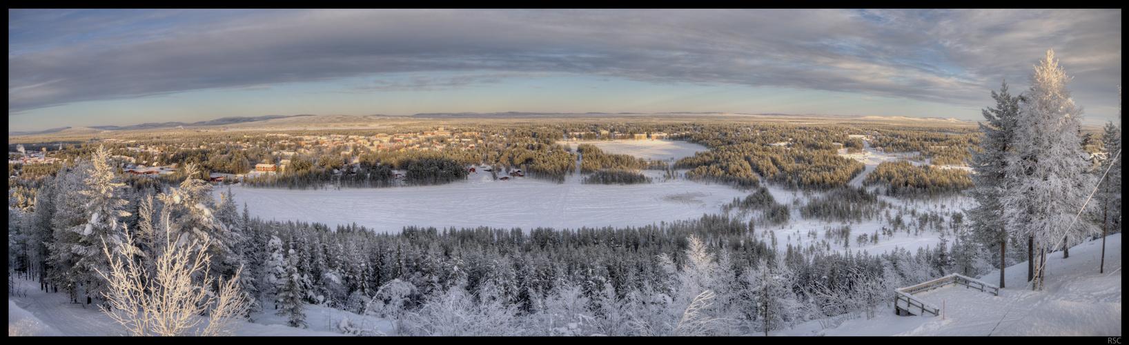 Arvidsjaur Panorama