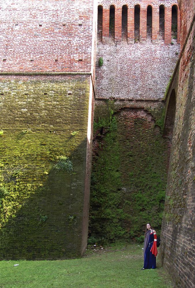 Arwen. Castello di Soncino