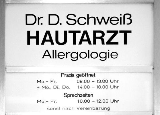 Arztschild