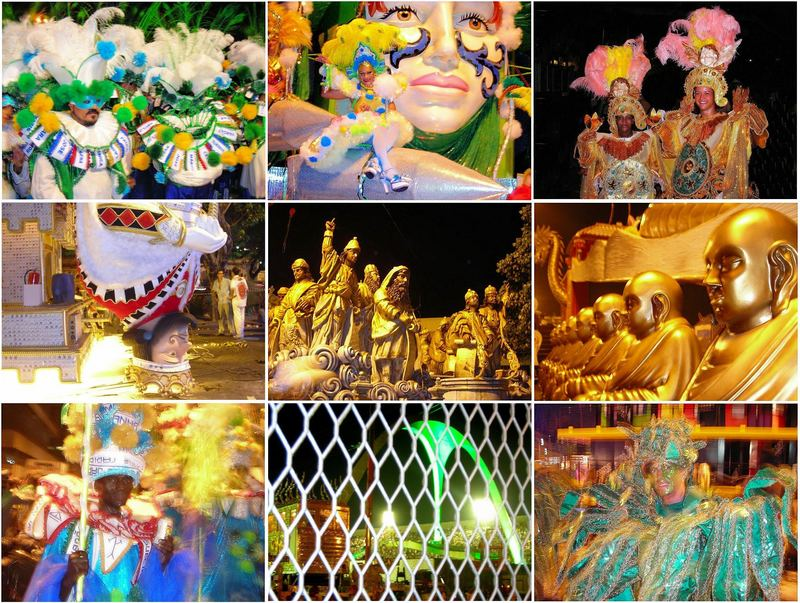 As Cores do Carnaval no Rio - The Colours of Carnival in Rio / Series: Life in Rio.
