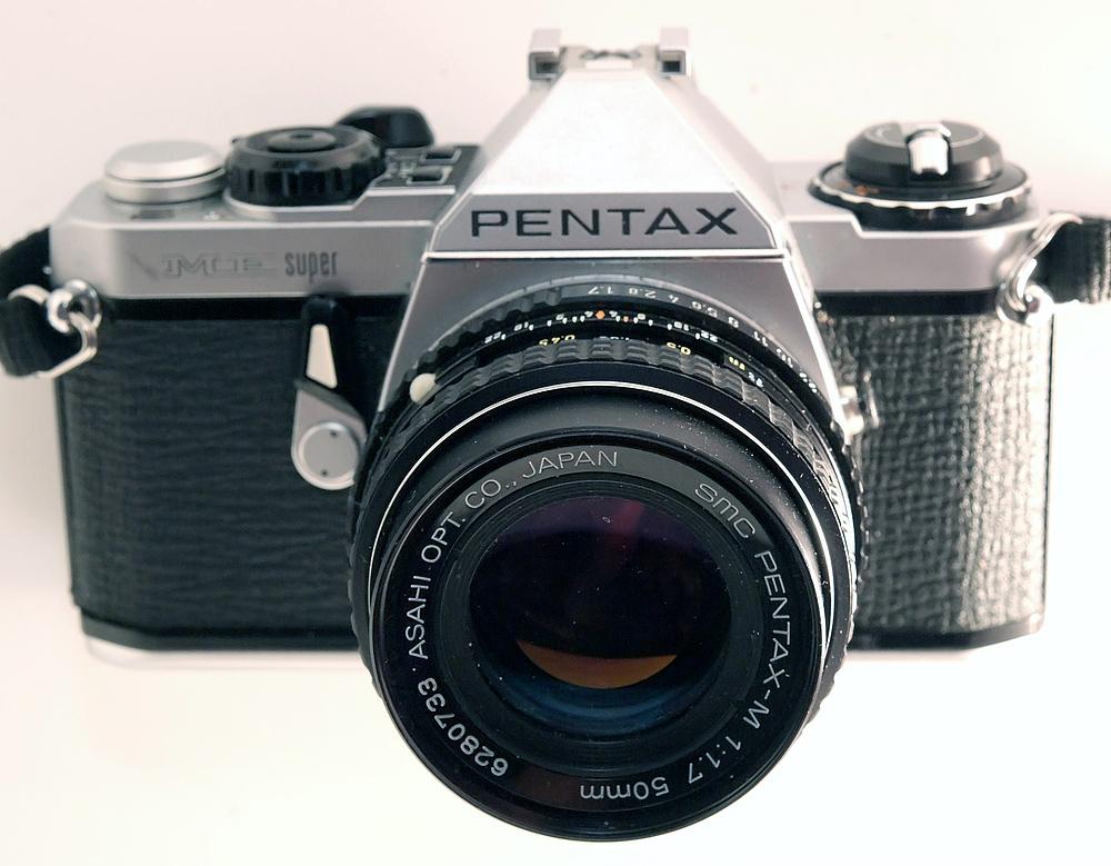 Asahi Pentax ME Super