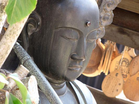 Asakusa bouddha